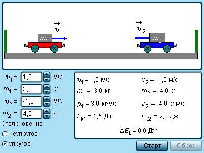 Упругое соударение задачи решение задачи с векторами по физике решение задач